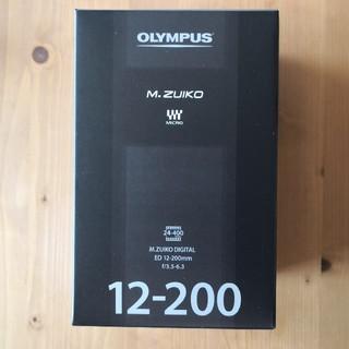OLYMPUS - M.ZUIKO 12-200mm F3.5-6.3