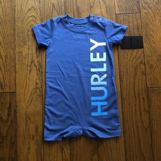 ハーレー(Hurley)のHurley新品ベビー用ロンパース 18M 9M 6M(ロンパース)
