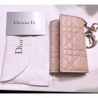 クリスチャンディオール(Christian Dior)のレディディオール キーケース(キーケース)