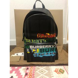 バーバリー(BURBERRY)のバーバリー リュック バックパック 今年購入 美品(バッグパック/リュック)