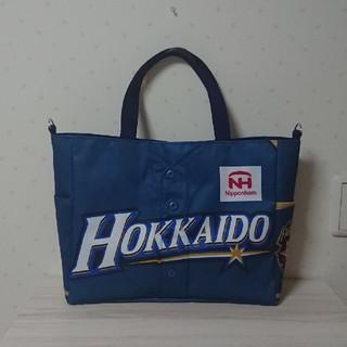 ホッカイドウニホンハムファイターズ(北海道日本ハムファイターズ)のもも様専用 トートバッグ②(トートバッグ)