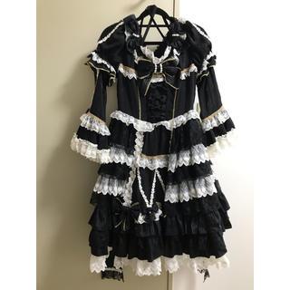 アンジェリックプリティー(Angelic Pretty)のドレスセット(ミディアムドレス)