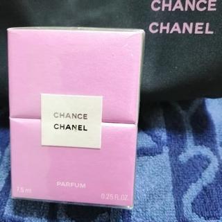 シャネル(CHANEL)のE 様専用です シャネル チャンス 香水(7.5ml  パヒューム)新品(香水(女性用))