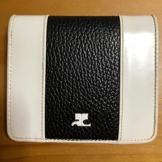 クレージュ(Courreges)のクレージュ折り財布(財布)