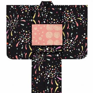 ツモリチサト(TSUMORI CHISATO)の110 新品 未使用 ツモリ ツモリチサト 浴衣 キッズ(甚平/浴衣)