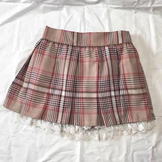 リズリサ(LIZ LISA)のLIZ LISAスカート(ミニスカート)