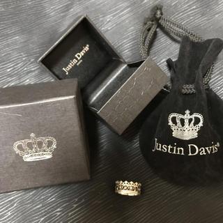 ジャスティンデイビス(Justin Davis)のジャスティンリング(リング(指輪))