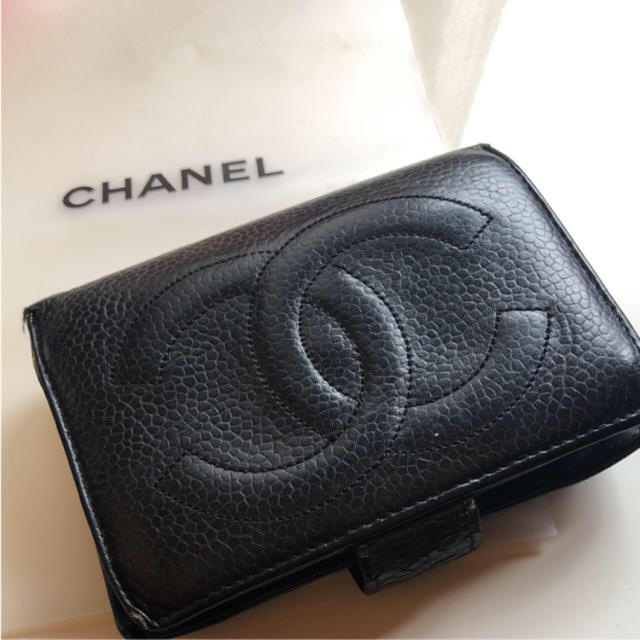 CHANEL - CHANEL財布の通販 by ぽん|シャネルならラクマ