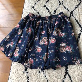 ローリーズファーム(LOWRYS FARM)のローリーズファーム LOWRYS FARM 花柄スカート(ミニスカート)