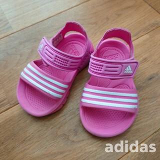 アディダス(adidas)のadidas/ベビーサンダル(サンダル)