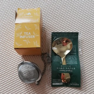 ルピシア(LUPICIA)のルピシア ボール型茶こし&ドザール(その他)