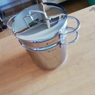 ヴェーエムエフ(WMF)のパスタ鍋 (鍋/フライパン)