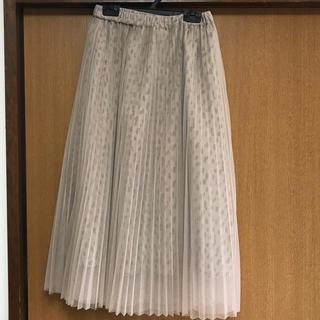 ハニーズ(HONEYS)のHoneys チュールスカート Mサイズ(ひざ丈スカート)
