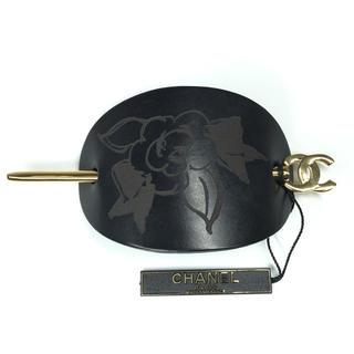 シャネル(CHANEL)の3161 CHANEL シャネル カメリア 簪 ヘアアクセサリー(ヘアアクセサリー)