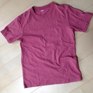 ユニクロ(UNIQLO)のユニクロユー 半袖カットソー(Tシャツ/カットソー(半袖/袖なし))