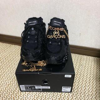 ナイキ(NIKE)のComme des Garçons Nike Shox TL US9 Goat(スニーカー)