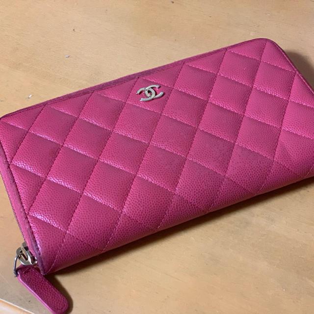 シャネル 財布 偽物 販売 、 CHANEL - CHANEL 長財布の通販 by みみ's shop|シャネルならラクマ