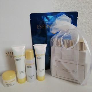 ミキモトコスメティックス(MIKIMOTO COSMETICS)のMIKIMOTO アメニティセット(旅行用品)