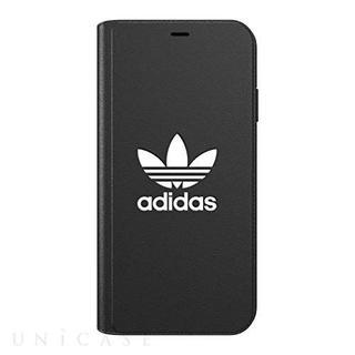 アディダス(adidas)の【iPhoneXS Max】アディダスフリップカバーケース/6.5inch(iPhoneケース)