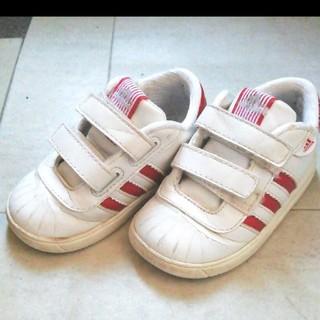 アディダス(adidas)のadidas アディダス 13センチ(スニーカー)