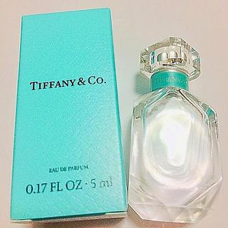 ティファニー(Tiffany & Co.)のティファニー  ミニボトル (香水(女性用))