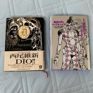 シュウエイシャ(集英社)のVS JOJO  西尾維新  上遠野浩平  小説プロジェクト 2冊セット(少年漫画)