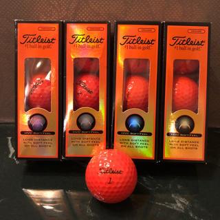 タイトリスト(Titleist)のゴルフボール《未使用》Titleist  1ダース+3個(その他)