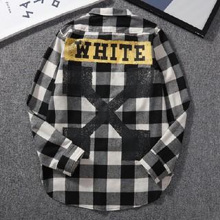 オフホワイト(OFF-WHITE)のOFFWHITE  シャツ 男女兼用 お洒落(その他)