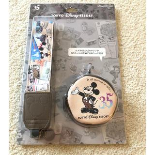 ディズニー(Disney)のディズニー35周年 カメラストラップ(ネックストラップ)