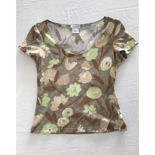 バーニーズニューヨーク(BARNEYS NEW YORK)のバーニーズニューヨークで購入  プリントTシャツ  イタリア製(Tシャツ(半袖/袖なし))