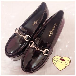 エブリン(evelyn)のevelyn ビットローファー❤︎(ローファー/革靴)