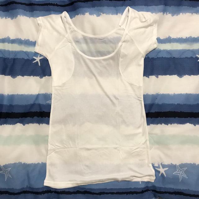 ベルメゾン(ベルメゾン)の新品 ベルメゾン サラリスト インナー M オフホワイト 2枚セット レディースの下着/アンダーウェア(その他)の商品写真