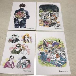 フランフラン(Francfranc)のFrancfrancポスターカード(その他)