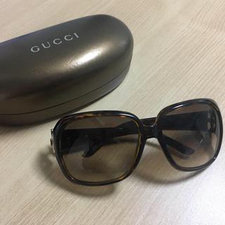 グッチ(Gucci)のGUCCI・サングラス(サングラス/メガネ)