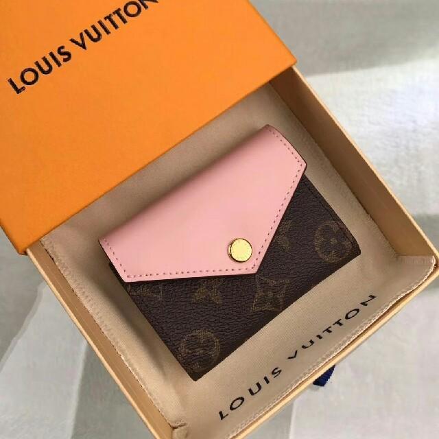 CHANEL - 人気 ルイヴィトン レディース 財布 折り財布の通販 by 平山 友幸's shop|シャネルならラクマ