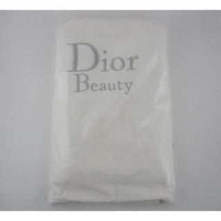 Dior - ◇未開封 Dior Beauty  ディオール ビューティー バスタオル◇