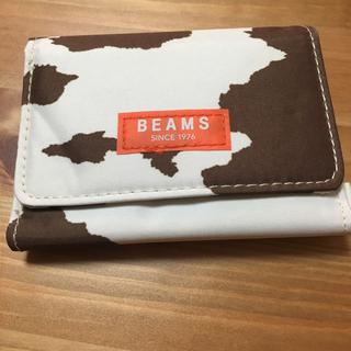 ビームス(BEAMS)のbeams 財布(折り財布)