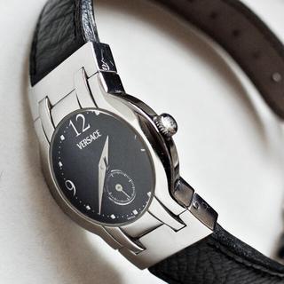 ヴェルサーチ(VERSACE)の売約済み/ヴェルサーチ スモールセコンド クオーツ レディース 電池交換済み(腕時計)