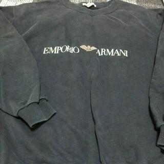 エンポリオアルマーニ(Emporio Armani)のアルマーニトレーナ(スウェット)