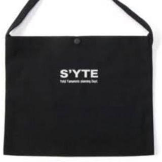 ヨウジヤマモト(Yohji Yamamoto)のsyte Yohji Yamamoto サコッシュ 未使用 ステッカー付き(その他)