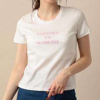 デイシー(deicy)のdeicy♡ロゴT♡新品(Tシャツ(半袖/袖なし))