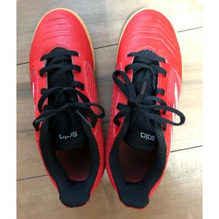 アディダス(adidas)のアディダス 体育館シューズ★値下げ★(スクールシューズ/上履き)