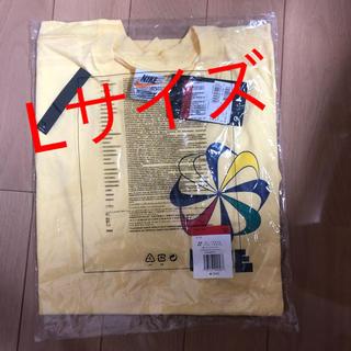 ナイキ(NIKE)の【Lサイズ】 NIKE ナイキ 風車Tシャツ イエロー(Tシャツ/カットソー(半袖/袖なし))