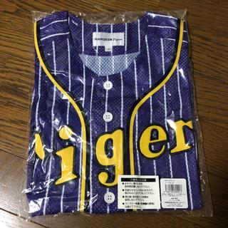 ハンシンタイガース(阪神タイガース)のカラージャージ パープル S(応援グッズ)