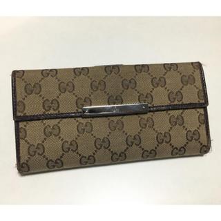 グッチ(Gucci)のGUCCI長財布(財布)