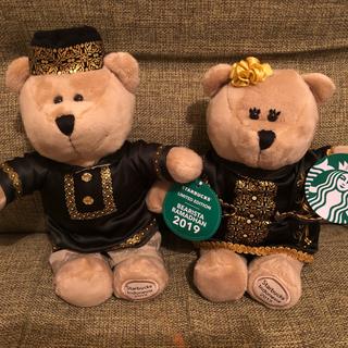 スターバックスコーヒー(Starbucks Coffee)のベアリスタ ラマダン スターバックス(ぬいぐるみ)