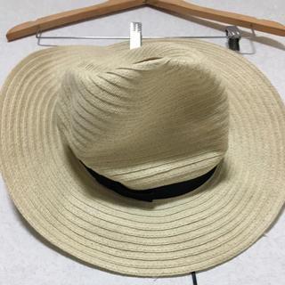 しまむら - 麦わら帽子 ハット 新品未使用