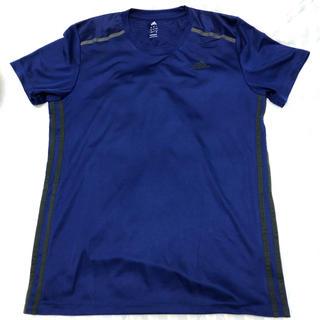 アディダス(adidas)の美品 アディダス Tシャツ トレーニング ランニング(ウェア)