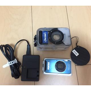 ペンタックス(PENTAX)のデジカメ&ダイビング用ハウジング(コンパクトデジタルカメラ)
