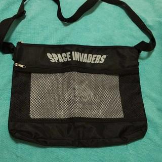 スーパーファミコン(スーパーファミコン)のスペースインベーダーのバッグ、財布(ショルダーバッグ)